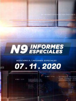 Informe Especial | 07.11.2020