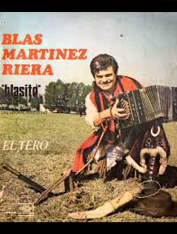Blas Martinez Riera - Tero y Recitado