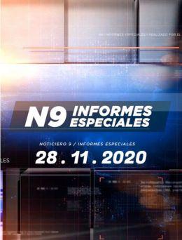 Informe Especial | 28.11.2020