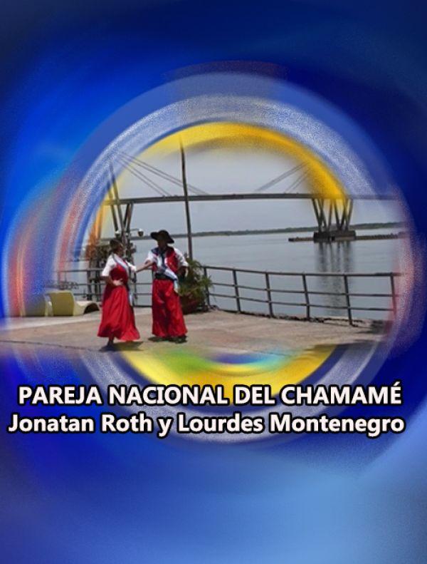 PAREJA NACIONAL DEL CHAMAMÉ 2020