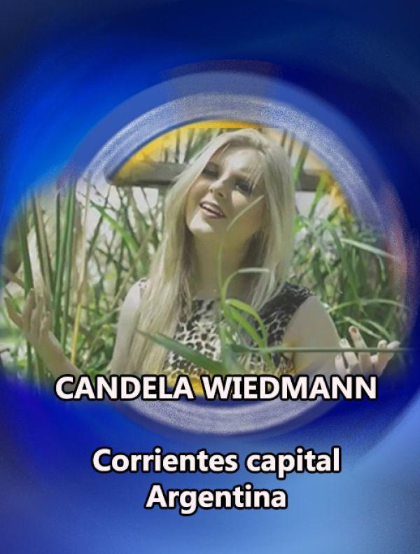CANDELA WIEDMANN