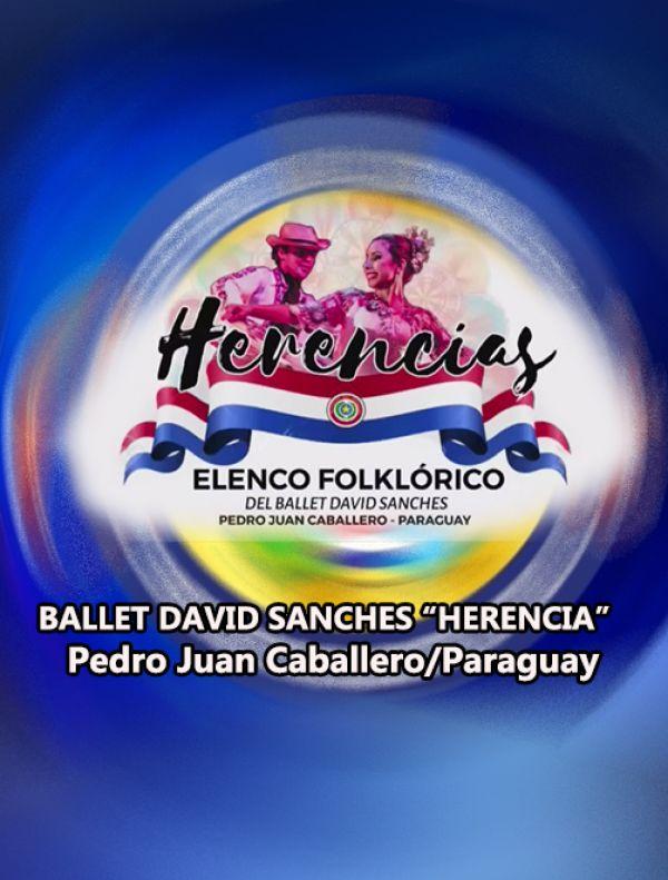 "BALLET DAVID SANCHES ""HERENCIA"""