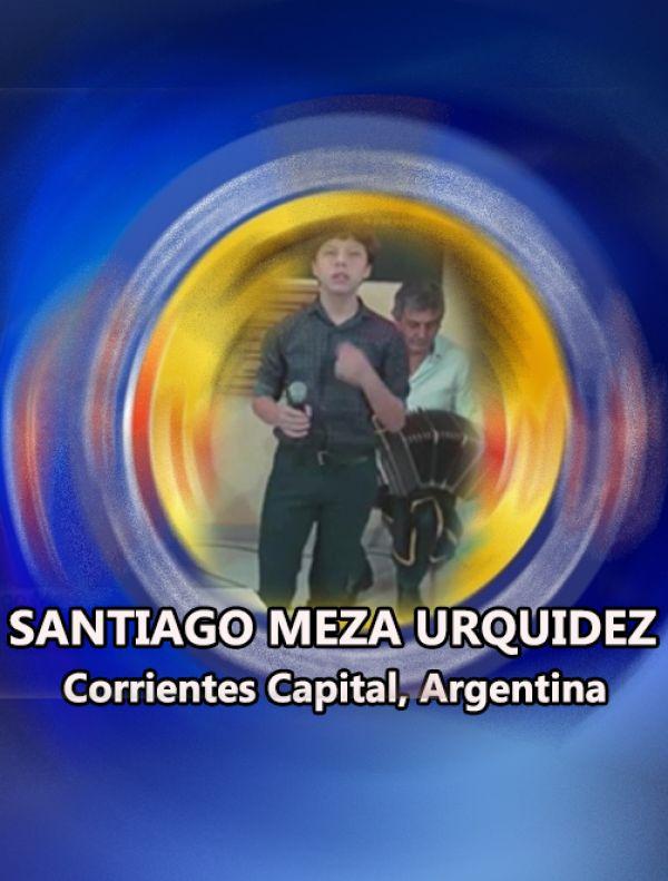 SANTIAGO MEZA URQUIDEZ