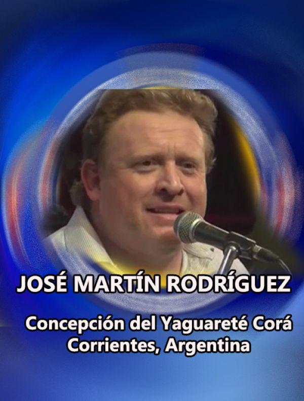 JOSÉ MARTÍN RODRÍGUEZ