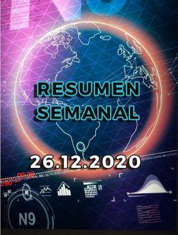 Resumen Semanal | 26.12.2020