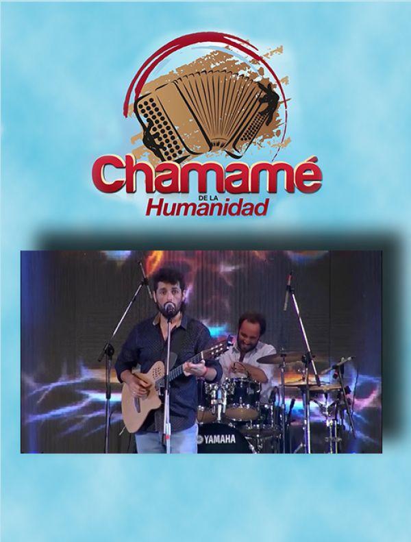Homero Chiavarino y la Chamamecera