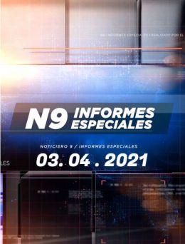 Informe Especial | 03.04.2021
