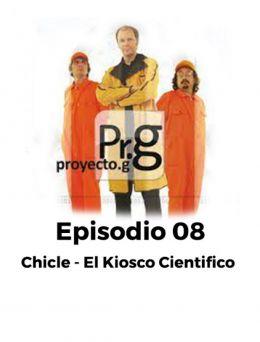 Proyecto G | Episodio 08