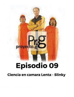 Proyecto G | Episodio 09
