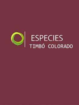 Especies | Timbó Colorado