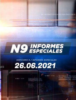 Informe Especial | 26.06.2021