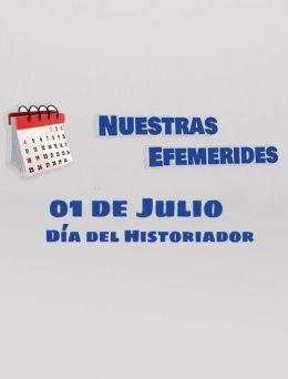 Efemérides | 01 de Julio