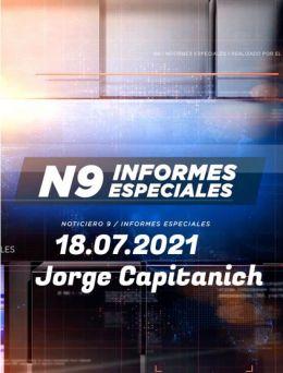 Informe Especial | Jorge Capitanich