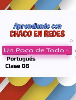 Clases de Portugués | 08