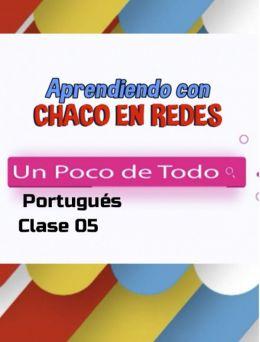 Clases de Portugués | 05
