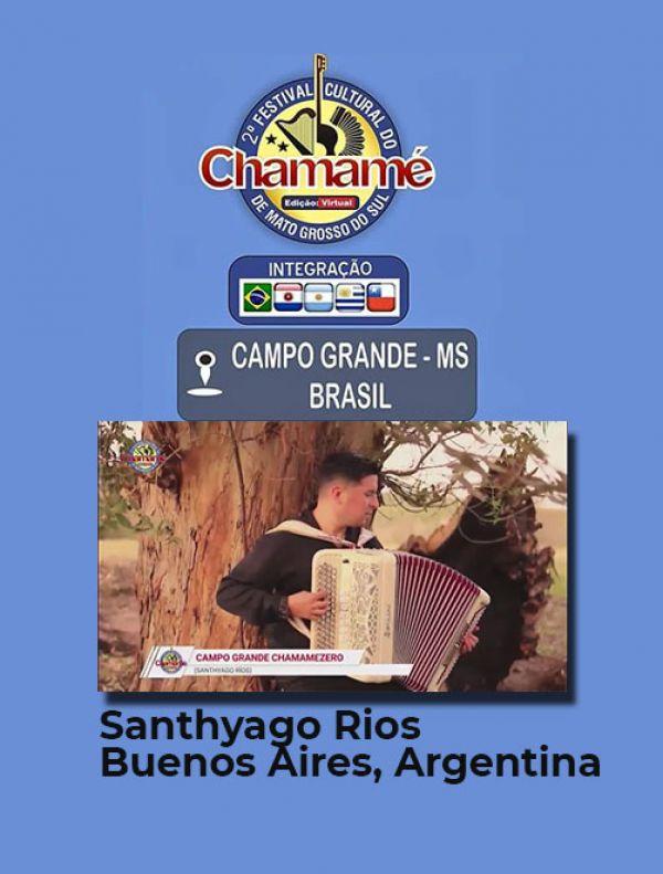 Santhyago Rios