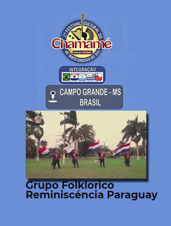 Grupo Folclórico Reminiscencia Paraguay