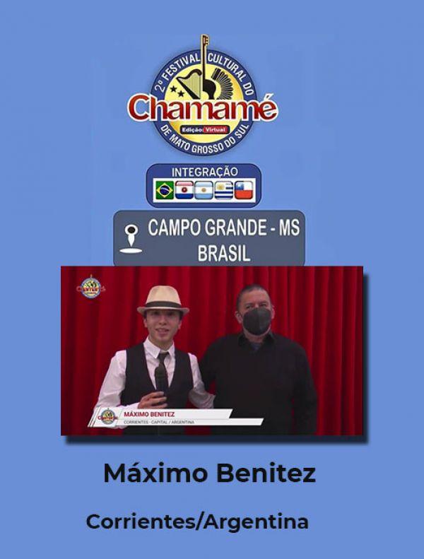 Máximo Benitez