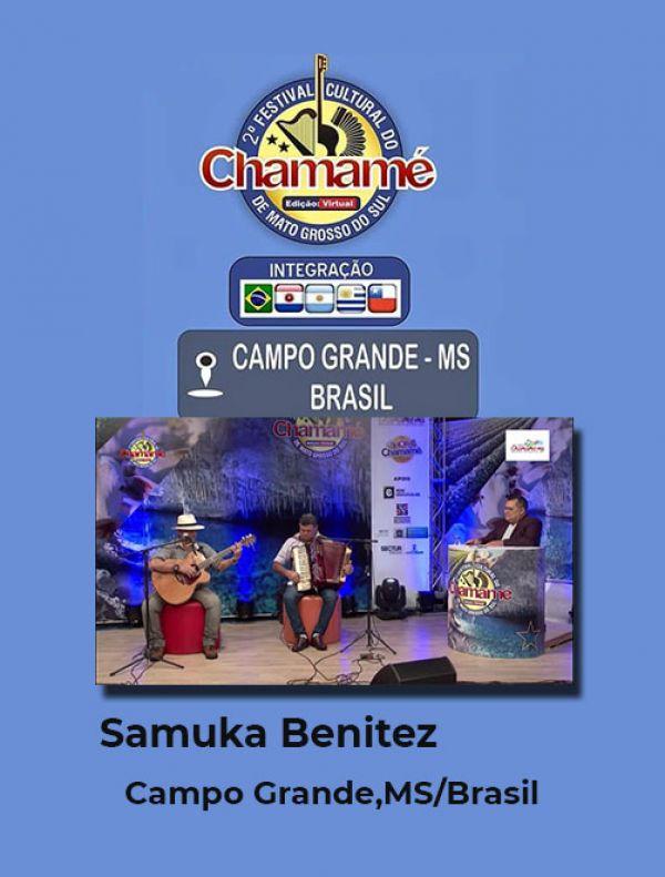 Samuka Benitez