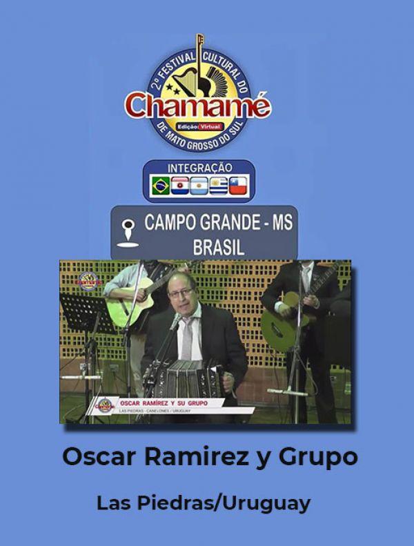 Oscar Ramirez y Grupo