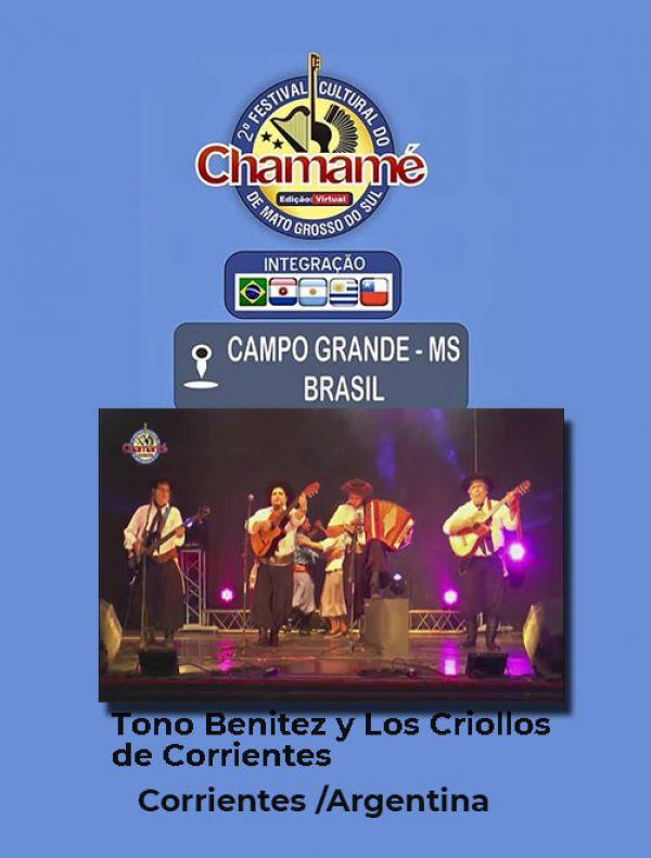 Tono Benitez y Los Criollos de Corrientes