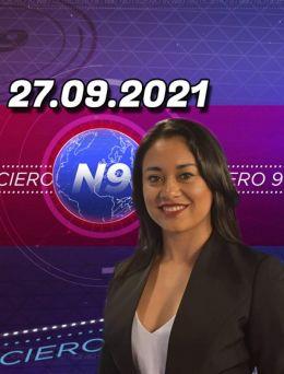 Medianoche | 27.09.2021
