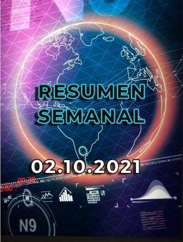 Resumen Semanal | 02.10.2021