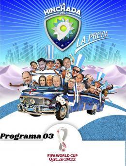 La Previa | Programa 03