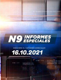 Informe Especial | 16.10.2021